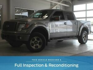 2011 Ford F-150 FX4-Heated Leather Seats-Backup Sensors/Camera-T