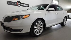2014 Lincoln MKS 3.5L EcoBoost, cuir, navigation, AWD