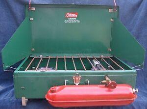 Coleman 421D Camp stove - Vintage