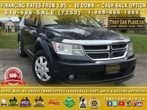 2011 Dodge Journey R/T AWD - Leather-Sunroof-Backup - 7 Pass
