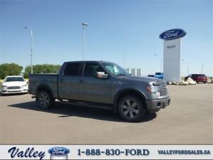 GREAT LOOKING & VALUE! 2012 Ford F-150 FX4 CREWCAB