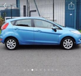 Wanted all Ford Fiesta Volkswagen polo Nissan micra must be low miles and 5 door
