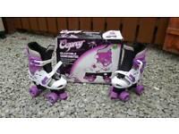 Osprey Girls quad skates size 13-3