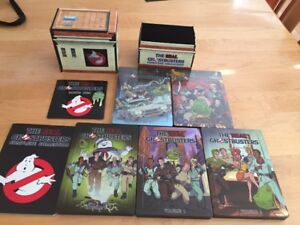 THE REAL GHOSTBUSTERS DVD SET RARE