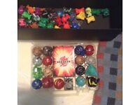 Bakugan and Gogo collection