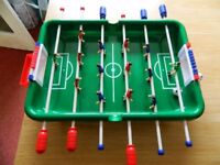 Kids Table Football Game 16 inch x 12 inch Soccer Pitch size