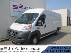 2017 Ram ProMaster 3500 3.6L FWD High Roof Exteneded Cargo Van