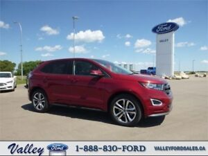 TOP OF THE LINE MODEL! 2016 Ford Edge SPORT AWD
