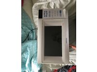 REDUCED Samsung microwave