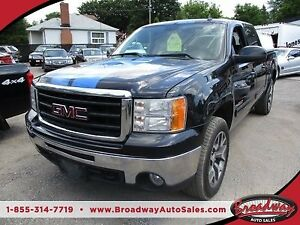 2007 GMC Sierra 1500 LOADED SLT - VORTEC MAX MODEL 5 PASSENGER..