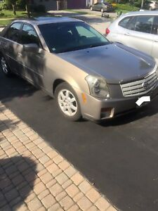 2007 CADILLAC CTS FULLY LOADED