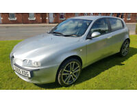 Alfa Romeo 147 1.6 T.Spark Lusso PX Swap Anything considered