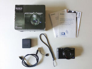 Sony RX100 II M2 Mark2 MINT