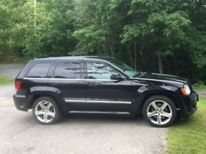 2008 Jeep Grand Cherokee SRT8 SUV, Crossover