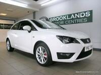 SEAT Ibiza 1.2 TSI FR SC 105PS (4X MAIN DEALER STAMPS)