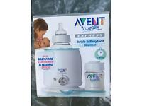 Avent baby bottle/food warmer