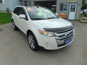 2011 Ford Edge Limited AWD,Loaded,Navigation!