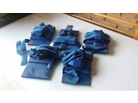 Clamps for wood flooring and laminate x6