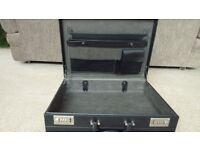 Traditional Black Briefcase