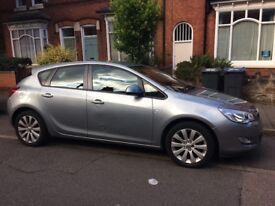 Vauxhall Astra 2010 1.4 Petrol