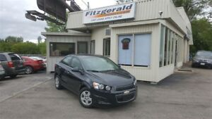 2014 Chevrolet Sonic LT Auto - ONLY 40KM! BLUETOOTH!