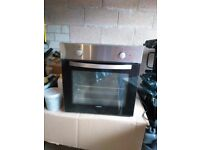 Lamorna integrated built in single oven