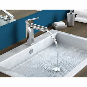 lightly used artika  aqua flow bathroom faucet
