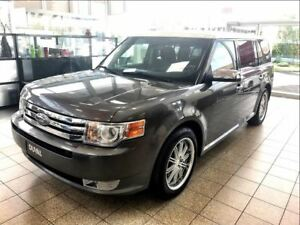 2010 Ford Flex Limited 7 PASSAGERS BLUETOOTH TOIT OUVRANT