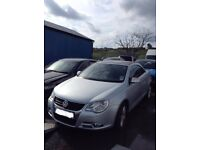 2008 VW EOS 2.0 FSI Silver Manual BREAKING FOR PARTS SPARES