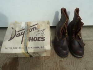 New Dayton Men's Work Boots