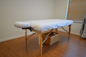 $60/ day (5 hr) - 250ft2 - Clinic Room - RMT/Acupuncture - Fits