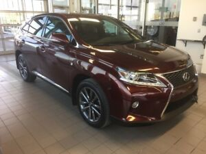 One Owner Local Trade - Lexus Certified Pre-Owned Vehicle