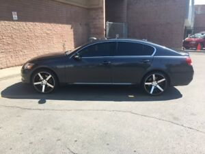 2010 Lexus GS 350 Ultra Premium Package AWD Sedan / NAV / BU Cam