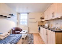 MOVE IN NOW~NO ADMIN FEE~COUPLE WELCOME~AMAZING STUDIO IN SOUTH KEN~ALL BILLS INC~FULLY FUIRNISHED