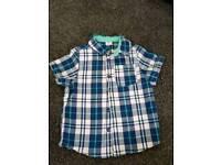 Boys shirt size 4-5