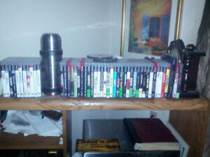 PS3 and LOTS of games for cash or trade