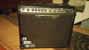Line 6 Spider III 75watt combo Amplifier