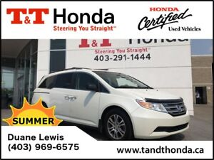 2013 Honda Odyssey EX *Heated Seats, Rear Camera, Bluetooth*