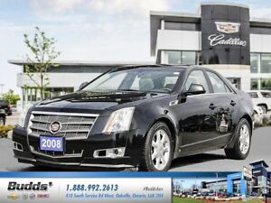 2008 Cadillac CTS 3.6L SAFETY AND RECONDITIONED
