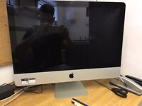 iMac - 21.5 inch silver