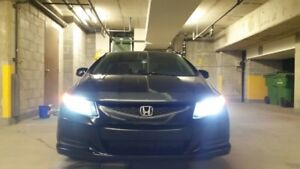 2012 Honda Civic EX sport Coupe (2 door)