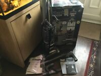 Shark nv340uk lift-away upright vacuum cleaner boxed