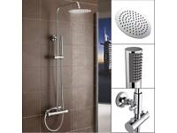 Thermostatic shower - Mixer - rainfall