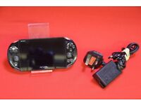 Sony PS Vita Slim PCH-2003 Black £100