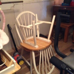 3piece table and chairs set