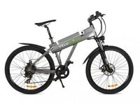 Velocious electric bike