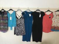Wholesale women's clothing x75 pcs