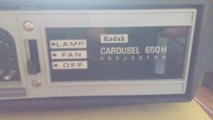 Kodak Slide Projector