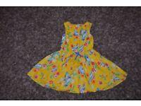 Girls Mini Boden dress