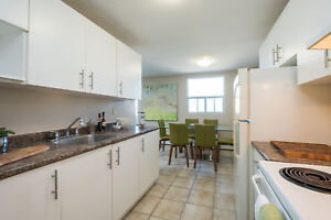 JULY OR AUGUST RENOVATED ONE BEDROOM SUITES London Ontario image 1